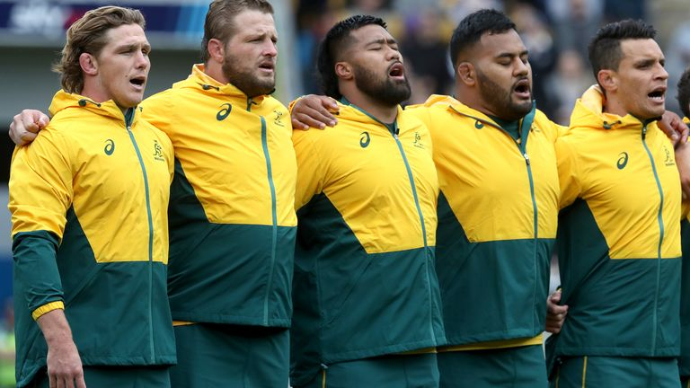 The Wallabies will wear a First Nations jersey against New Zealand on October 31 in Sydney