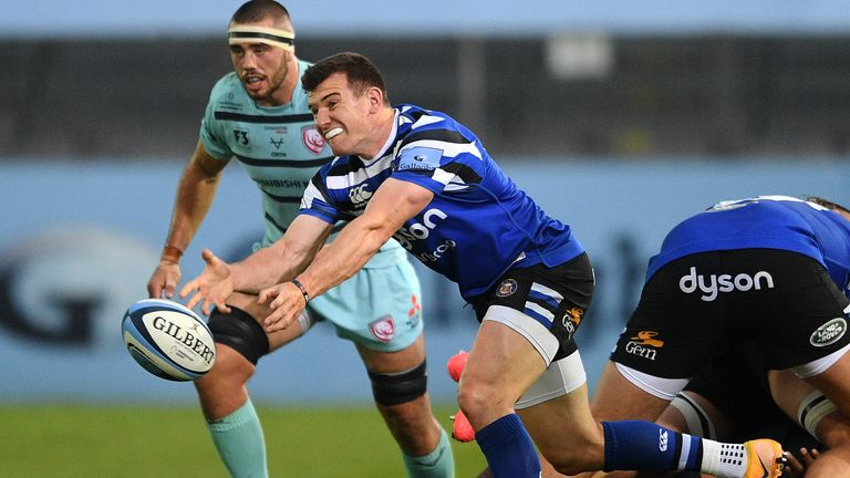 Bath's Ben Spencer misses out of England's second training camp