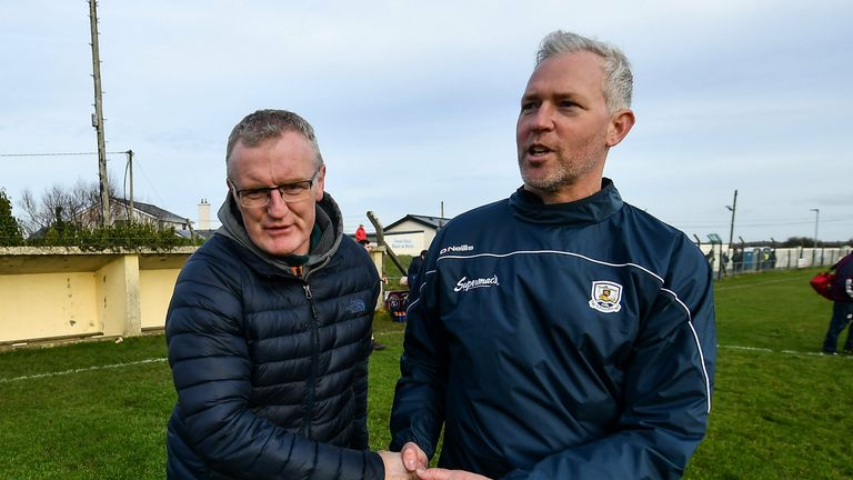 Brian Lohan and Shane O'Neill have taken charge of Clare and Galway respectively
