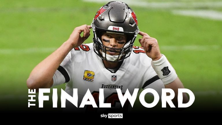 Tom Brady and the Tampa Bay Buccaneers look for real after an impressive win in Las Vegas