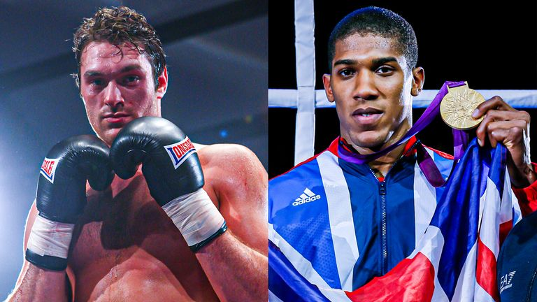 Tyson Fury and Anthony Joshua profited from an amateur system which is now in crisis