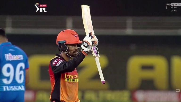 Wriddhiman Saha has played a big part in reigniting Sunrisers Hyderabad's IPL challenge