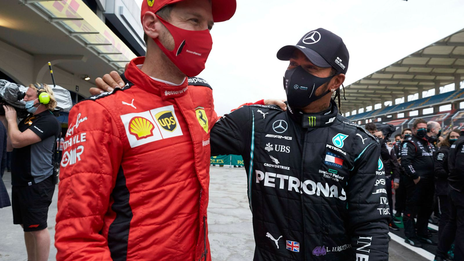 Formula 1 driver market: What each current star has planned for 2021
