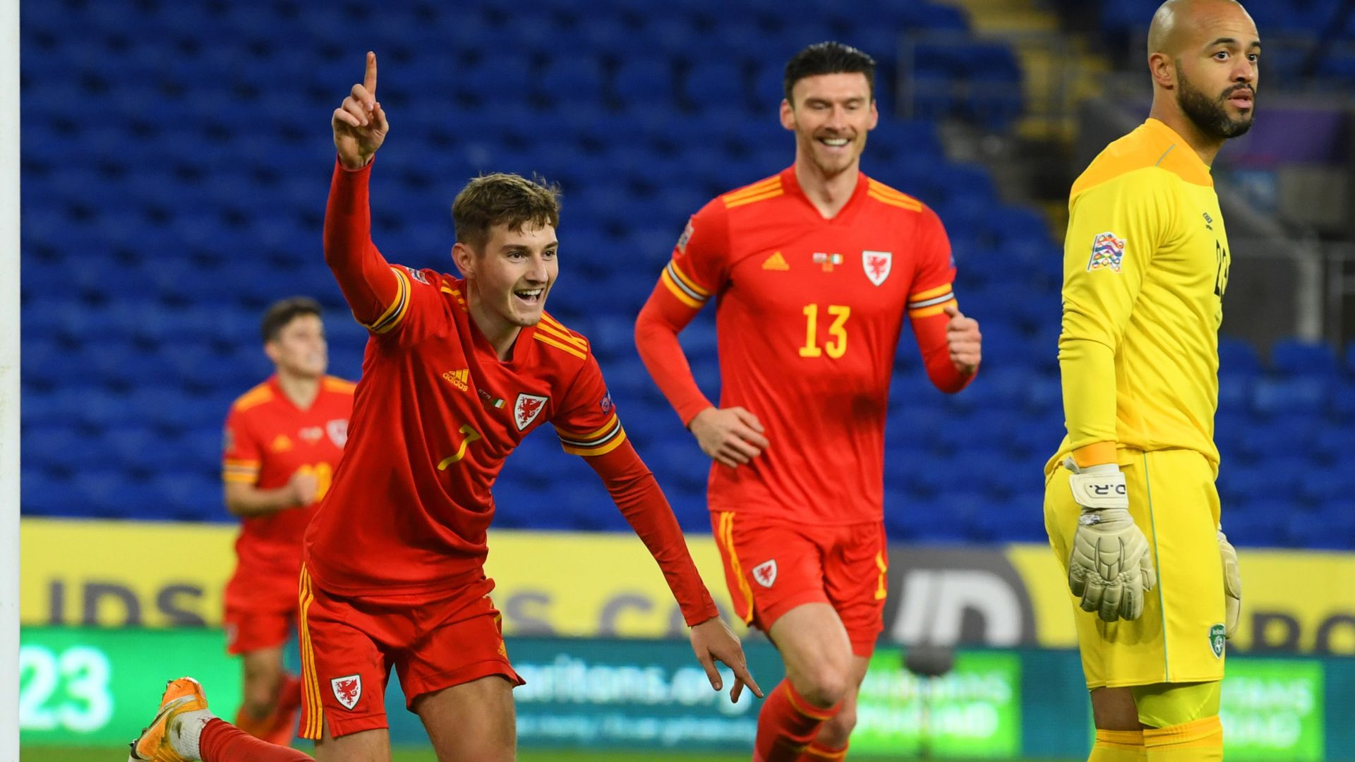 Brooks pours more misery on Republic of Ireland