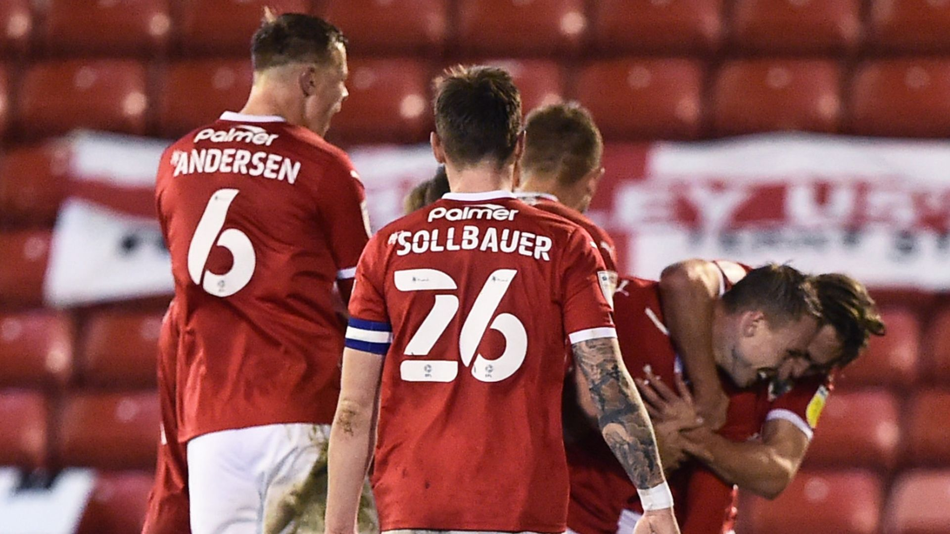 Barnsley late show sinks Forest