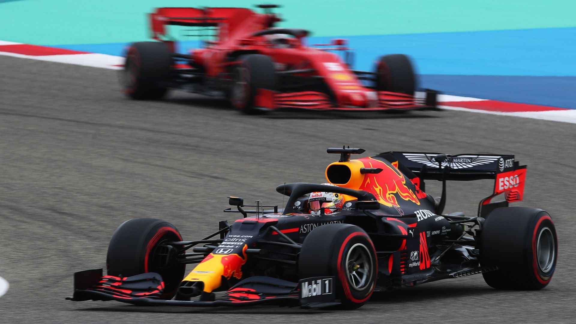 Verstappen outpaces Hamilton in final practice LIVE!