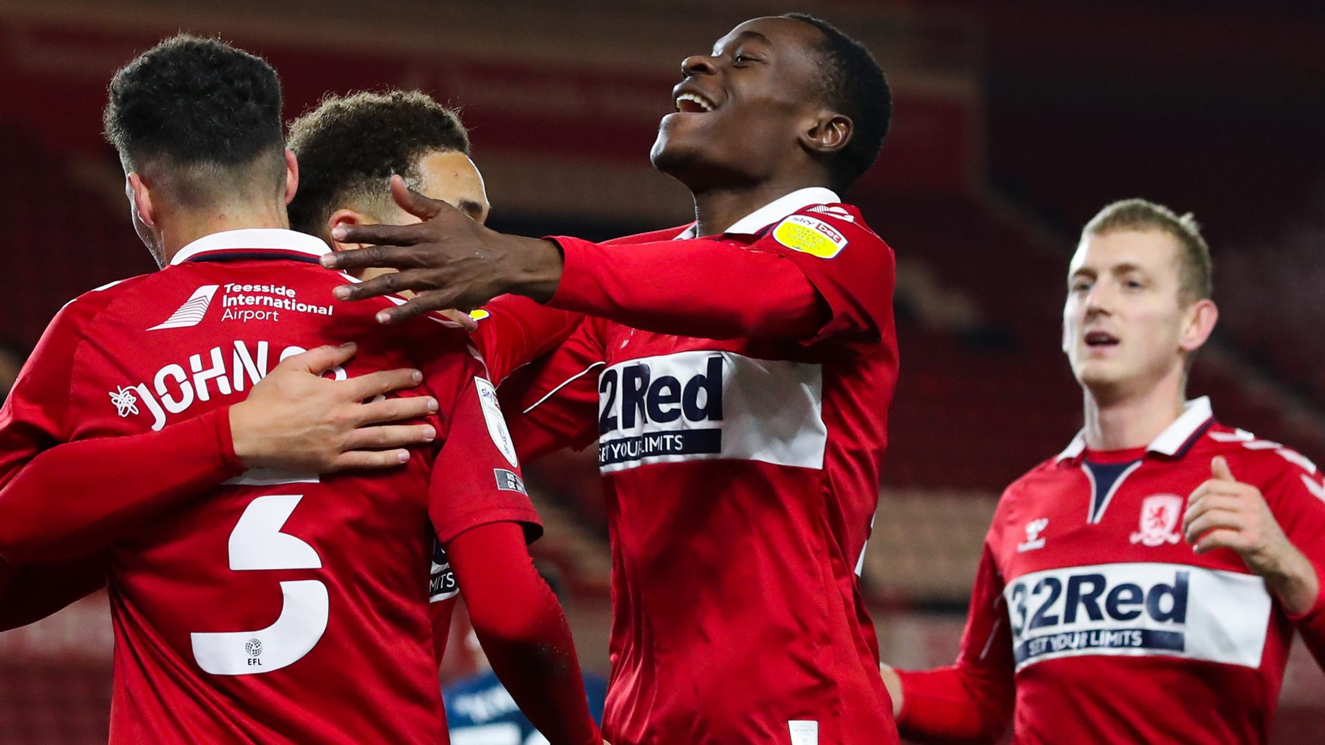 Boro pile more misery on Rooney's Derby