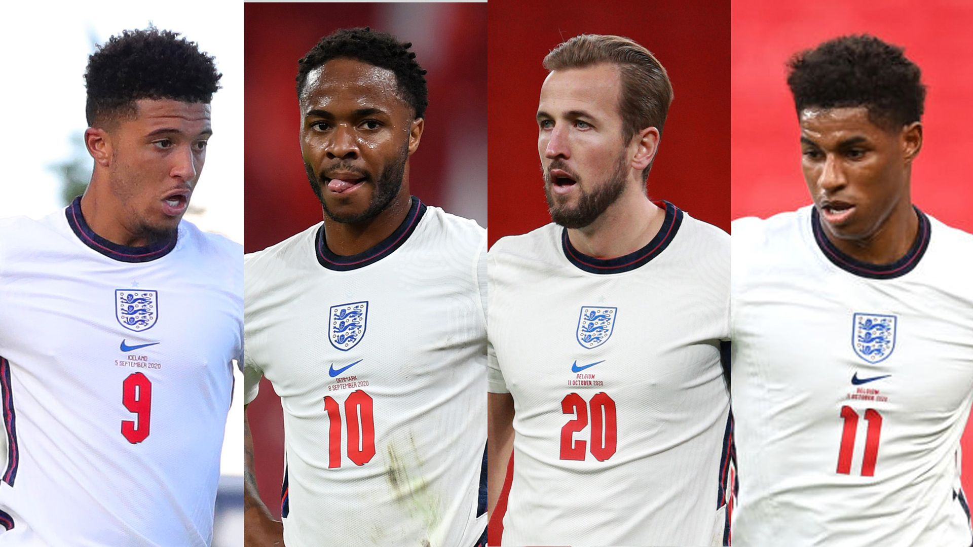 England without fab four for an entire year