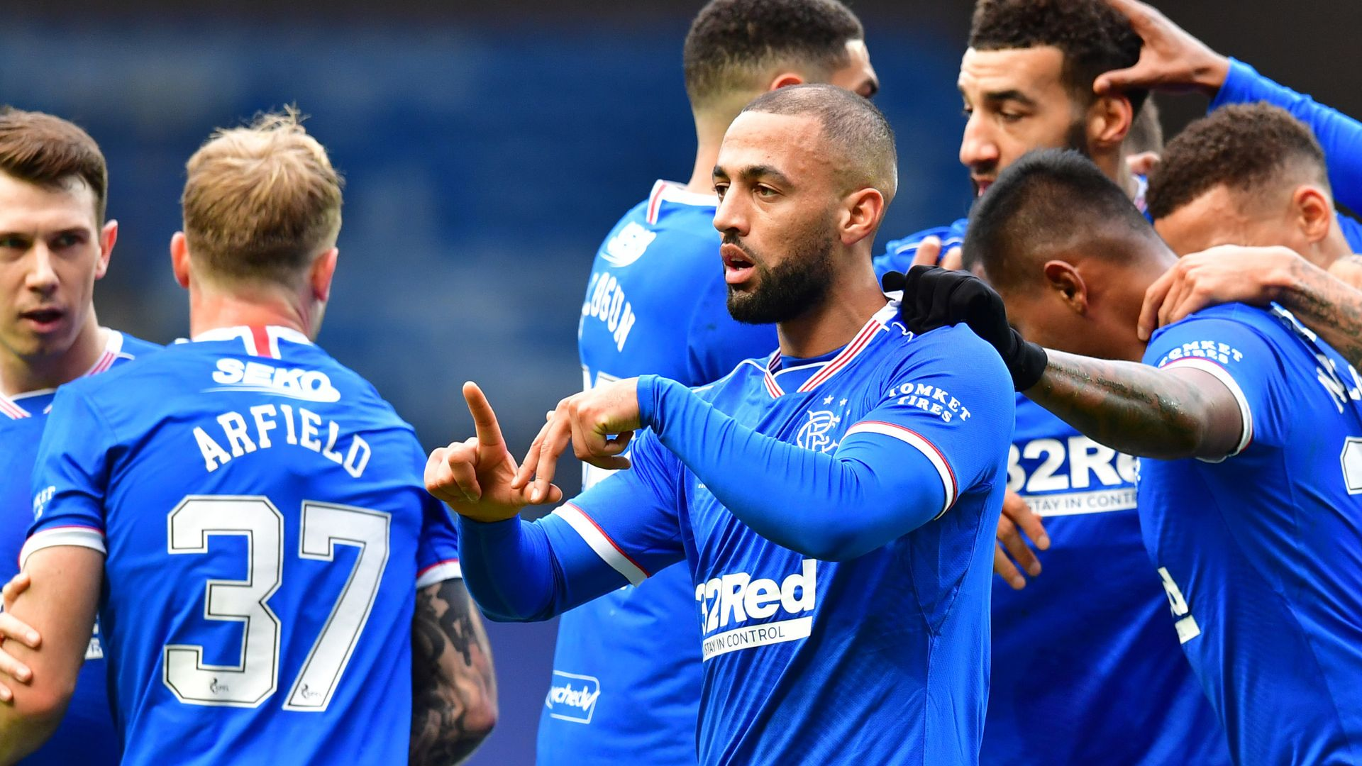 Rangers vs Standard Liege - Aribo on bench LIVE!