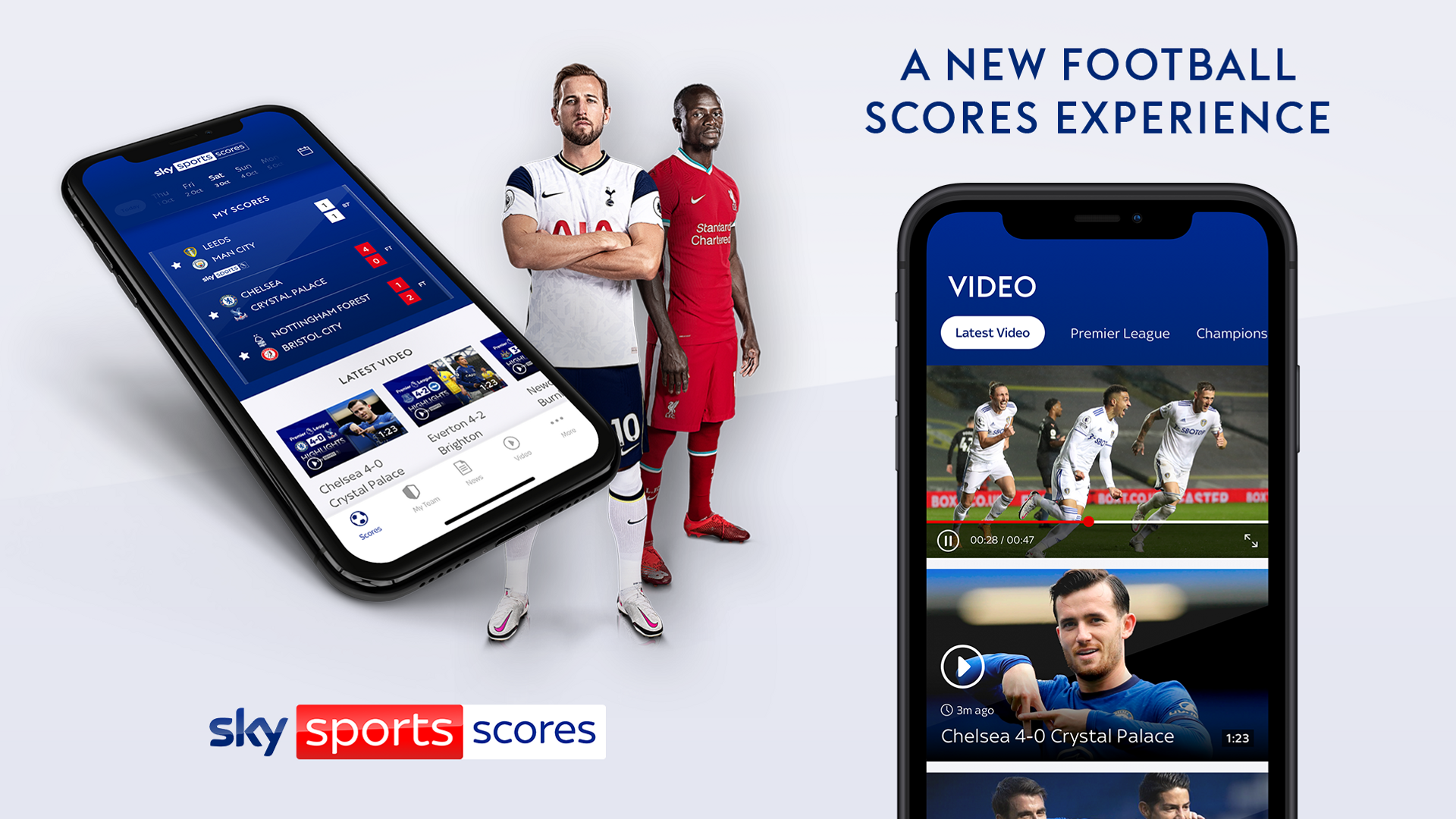 Sky Sports Scores: New season, new app, new features