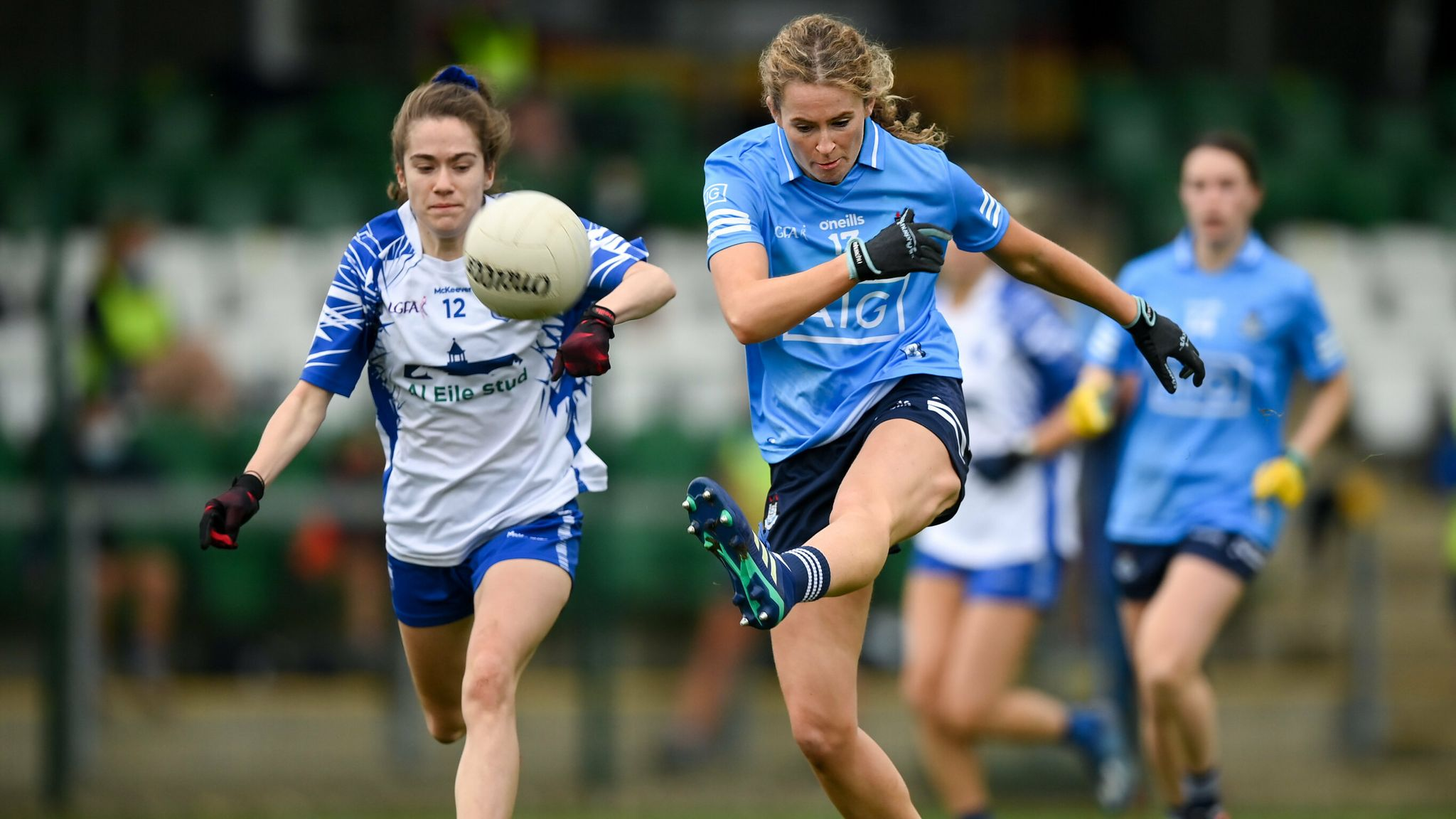 Ladies Football Dublin Through To All Ireland Semi Finals Mayo And Cork Win Gaa News Sky Sports