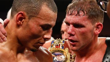 Chris Eubank Jr is still open to another fight with Billy Joe Saunders