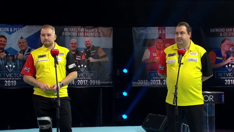 Team dynamics is all important, and the Belgians have it in adbundance