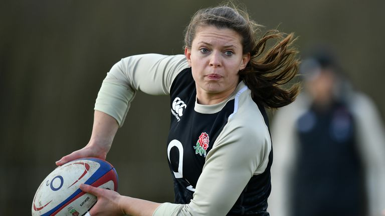 England lock Abbie Ward talks exclusively to Sky Sports Rugby about respect and fighting old stigmas