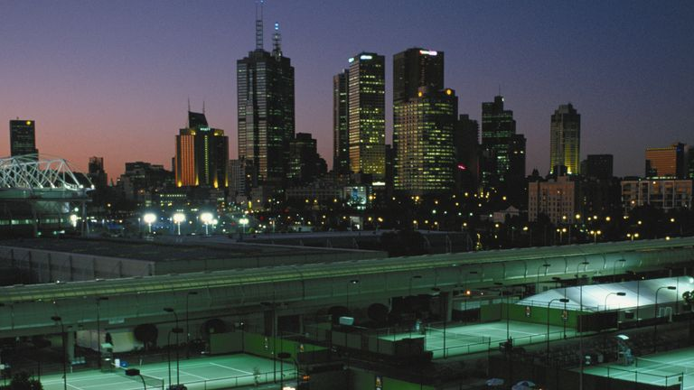 Melbourne could host all the build-up tournaments to the 2021 Australian Open