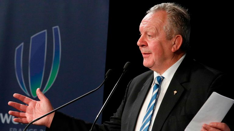 Bill Beaumont says he has strived to 'inject further transparency, clarity and consistency' into the selection process