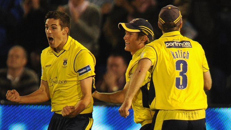 Wood has taken 242 wickets in white-ball cricket - 137 in T20 and 105 in 50-over games