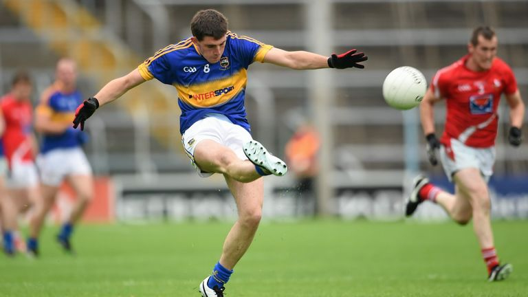 Colin O'Riordan is available for selection