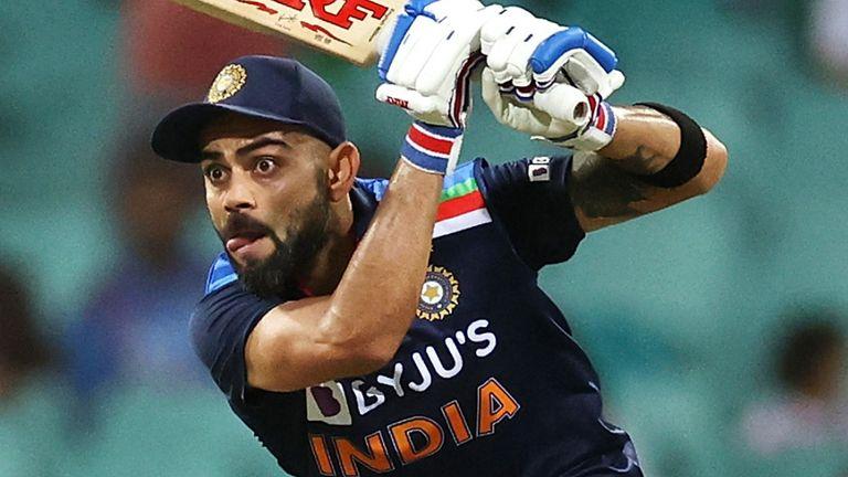 Virat Kohli top-scored for India with 89 off 87 balls