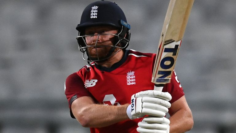 Bairstow has been in fabulous white-ball form for England