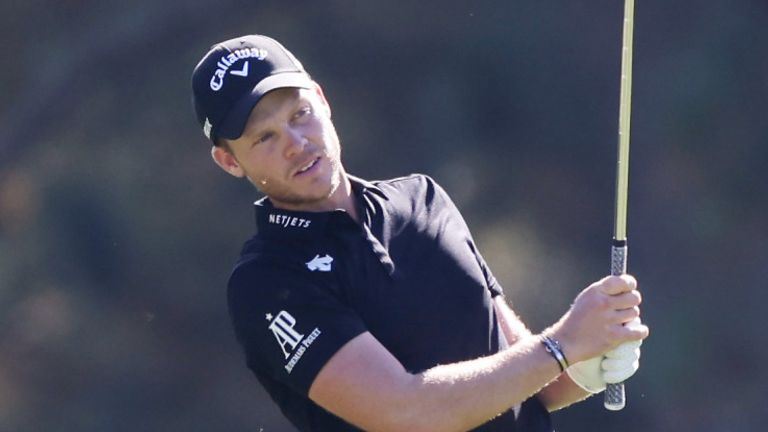 Willett is hosting the British Masters at The Belfry