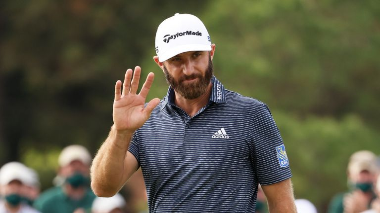 Dustin Johnson put in another high-quality performance on the final day at the Augusta National to claim a five-shot win