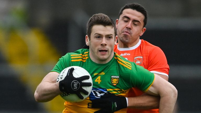Highlights of Donegal's win over Armagh in the 2020 Ulster Championship semi-final