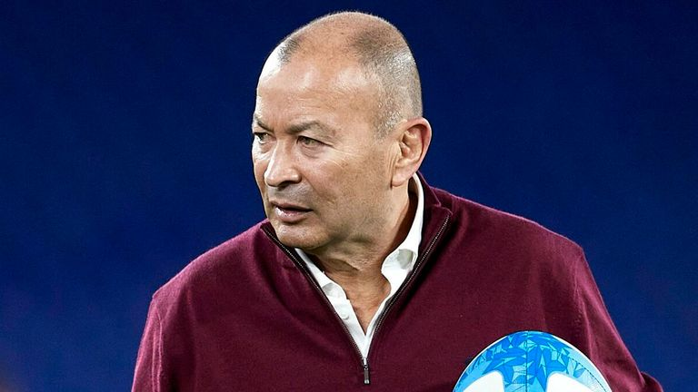 England head coach Eddie Jones provided an interesting analogy over the progression players must make to earn a Test cap