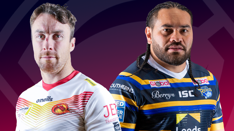Catalans and Leeds face off for a Super League semi-final place on Friday
