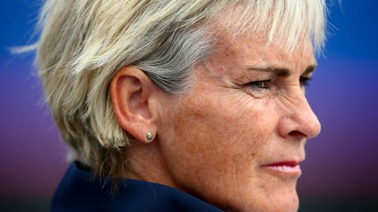 Judy Murray has praised the initiative from the Tennis Foundation
