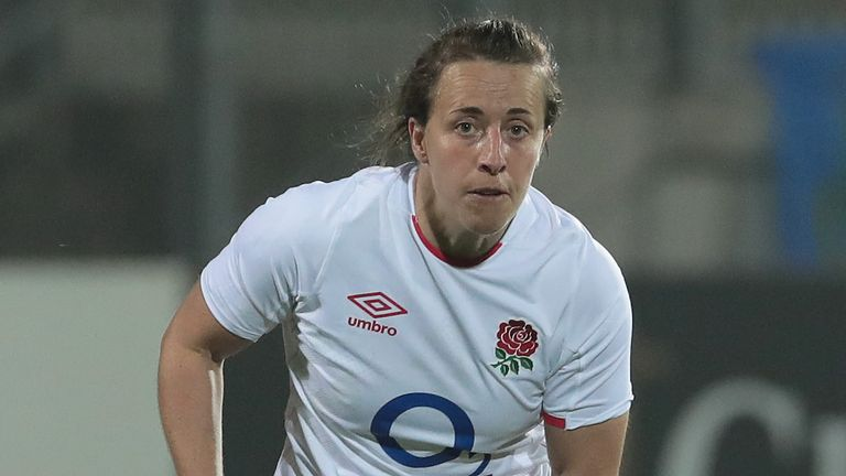 Katy Daley-Mclean will skipper the side as she wins her 116th England cap