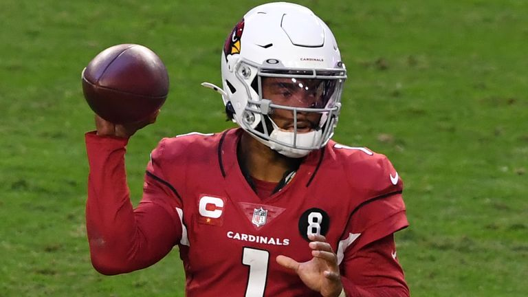Kyler Murray holds the key to the Cardinals as they take on the Rams on Sunday