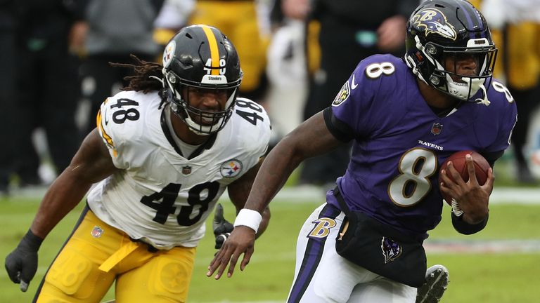 The Baltimore Ravens were originally due to travel to the Pittsburgh Steelers on Thanksgiving, but the game will now take place on Tuesday night