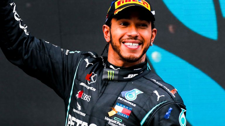 Lewis Hamilton enjoyed an amazing year on the track and has now been awarded a knighthood