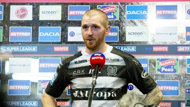 Marc Sneyd played a starring role in Hull FC's win over Warrington