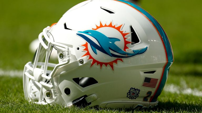 The Miami Dolphins have had three players test positive for coronavirus