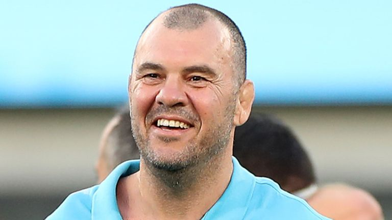 Michael Cheika took a consultancy role with Argentina in September