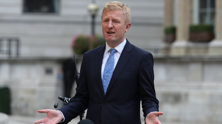 Digital, Culture, Media and Sport Secretary Oliver Dowden hosted the virtual talk which took place