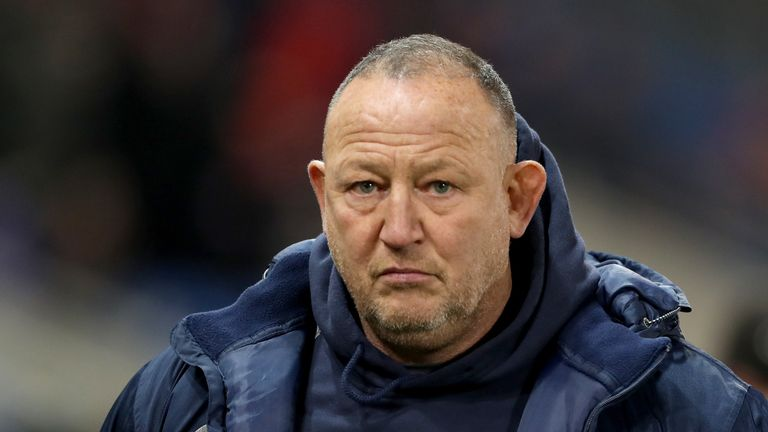 Sale Sharks Director of rugby Steve Diamond has consistently defended his players from claims of wrongdoing