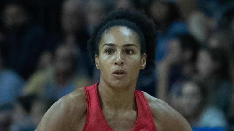 Image copyright Sportpix - Kevin Booth Image caption The Vitality Roses left New Zealand with a valuable lesson