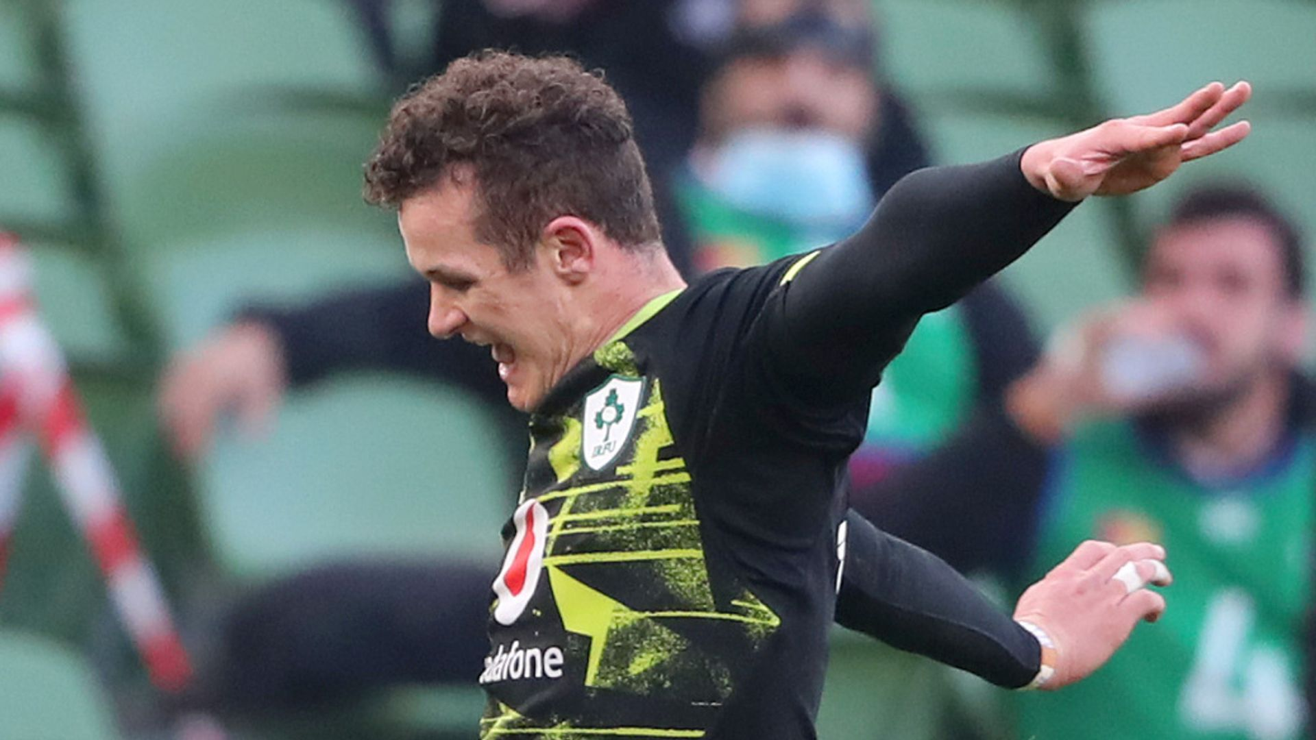 Billy Burns and James Lowe ruled out of Ireland's clash with Scotland
