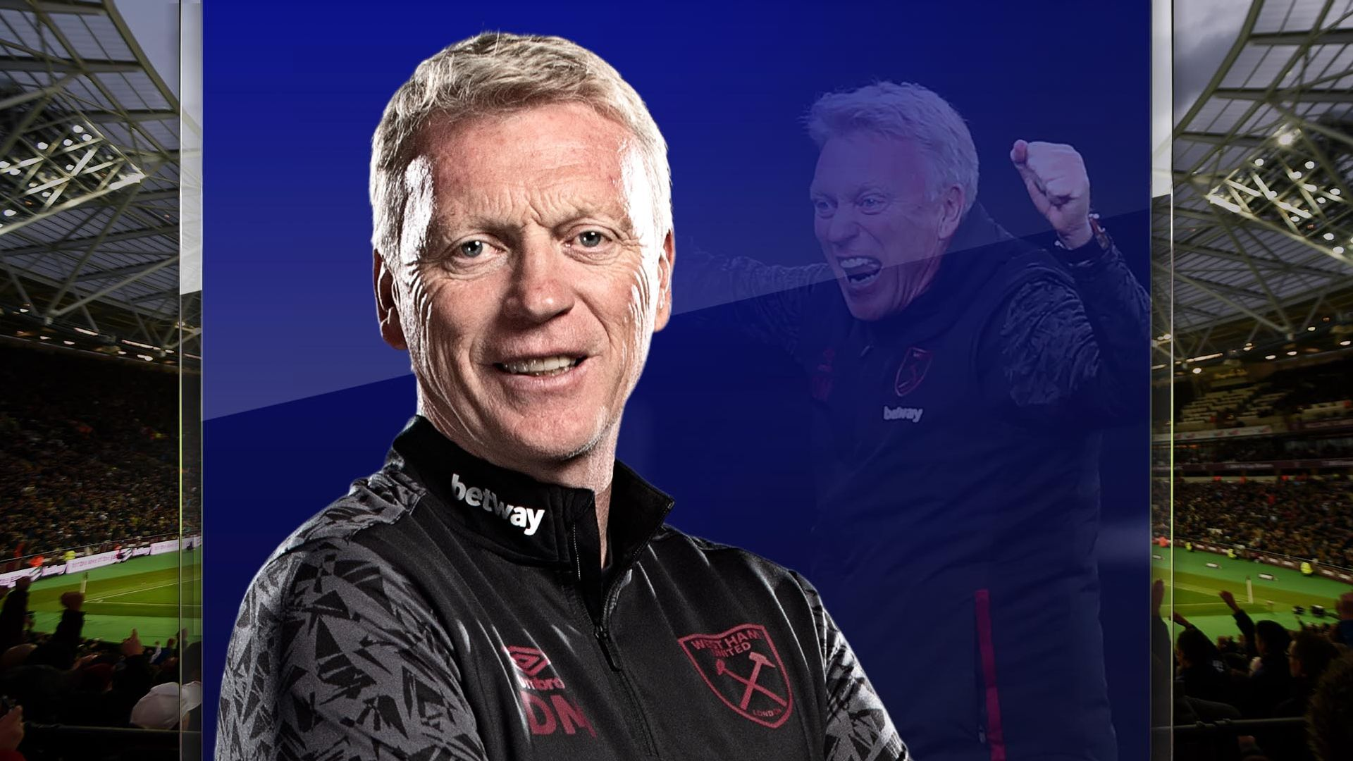 Moyes hungry for more Hammers success
