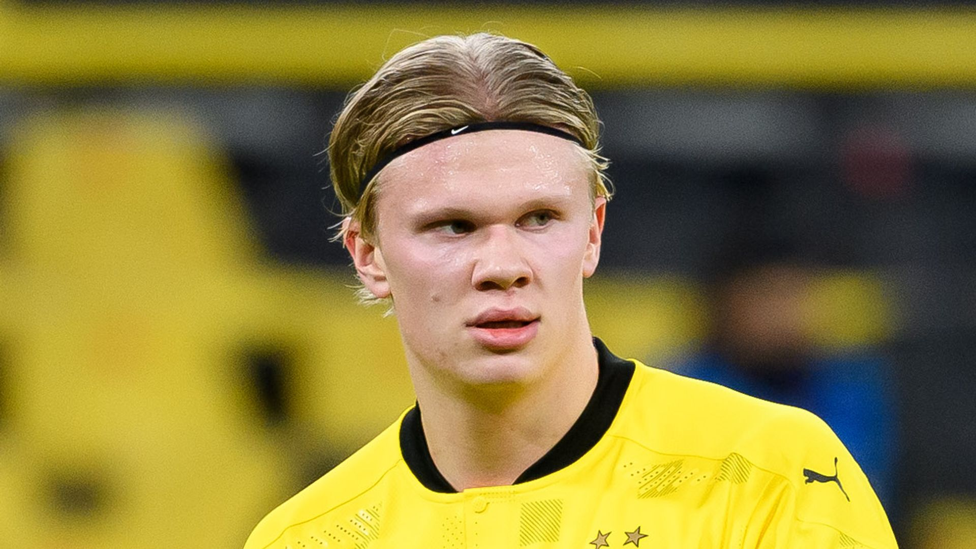Dortmund's Haaland out injured until January