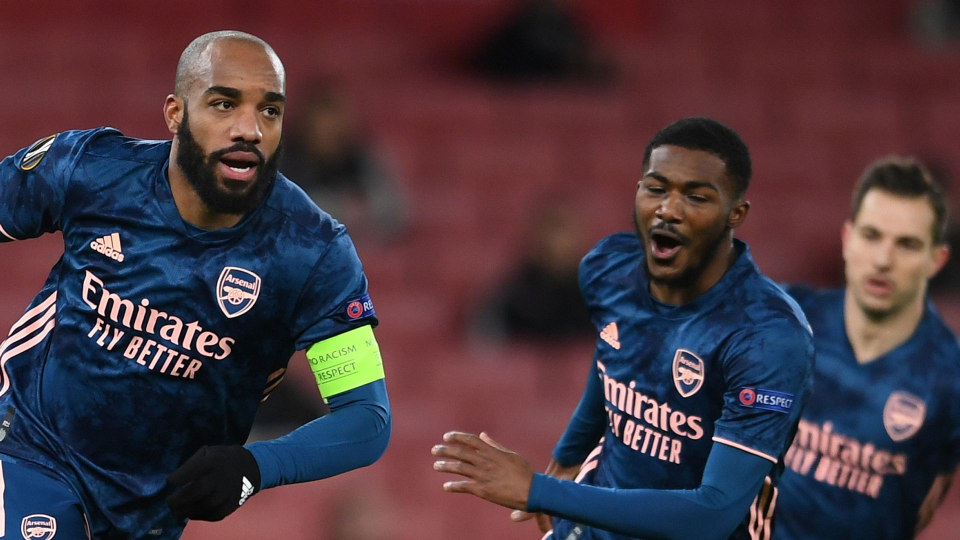 Hits and misses: Lacazette shines from deep