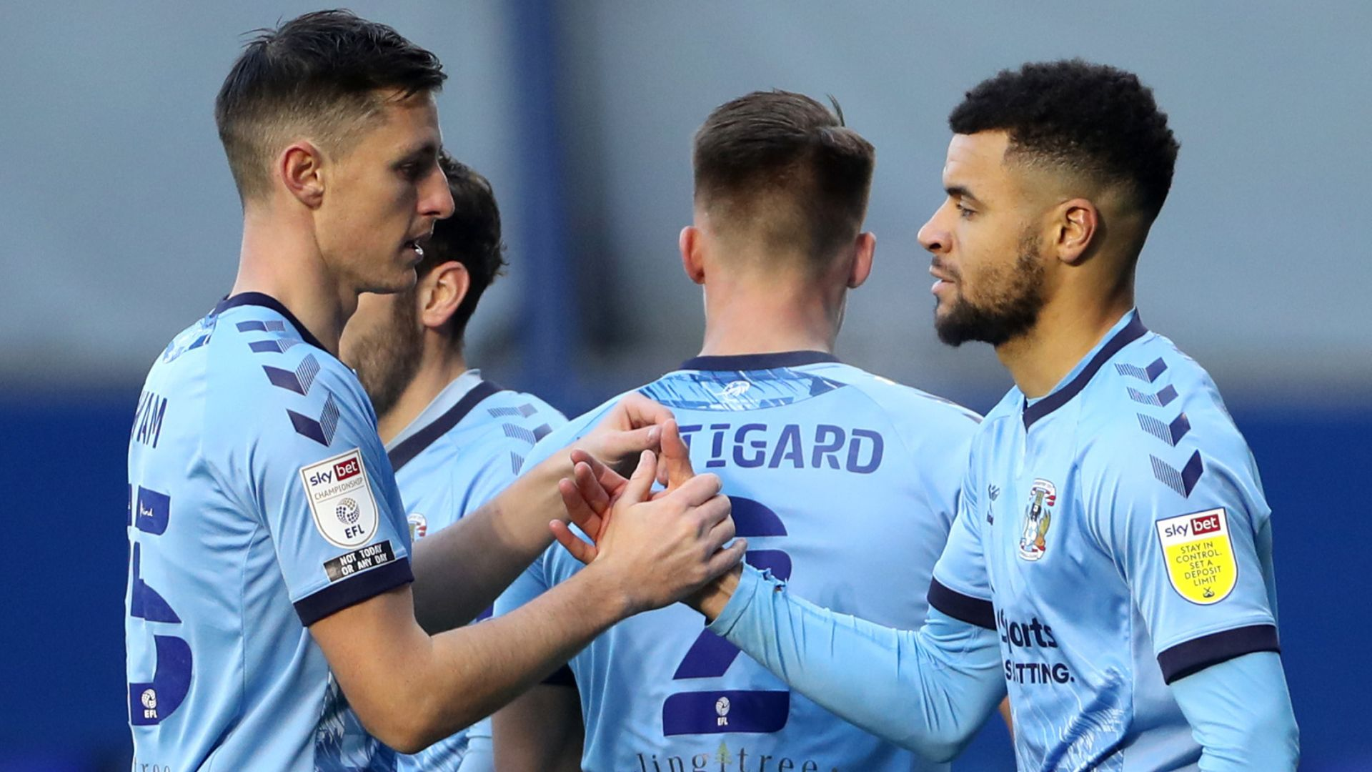 Championship: Swans, Coventry, Huddersfield lead LIVE!
