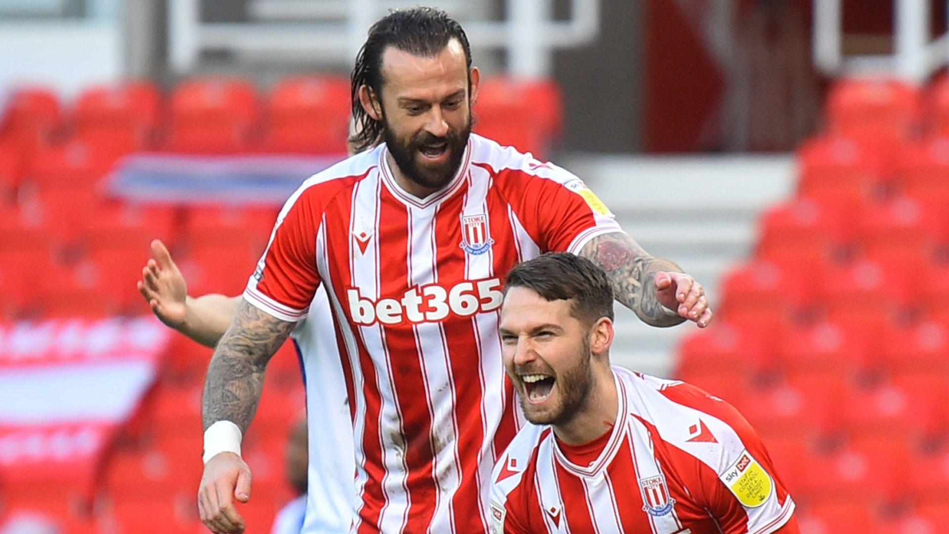 Resolute Stoke sneak past Blackburn