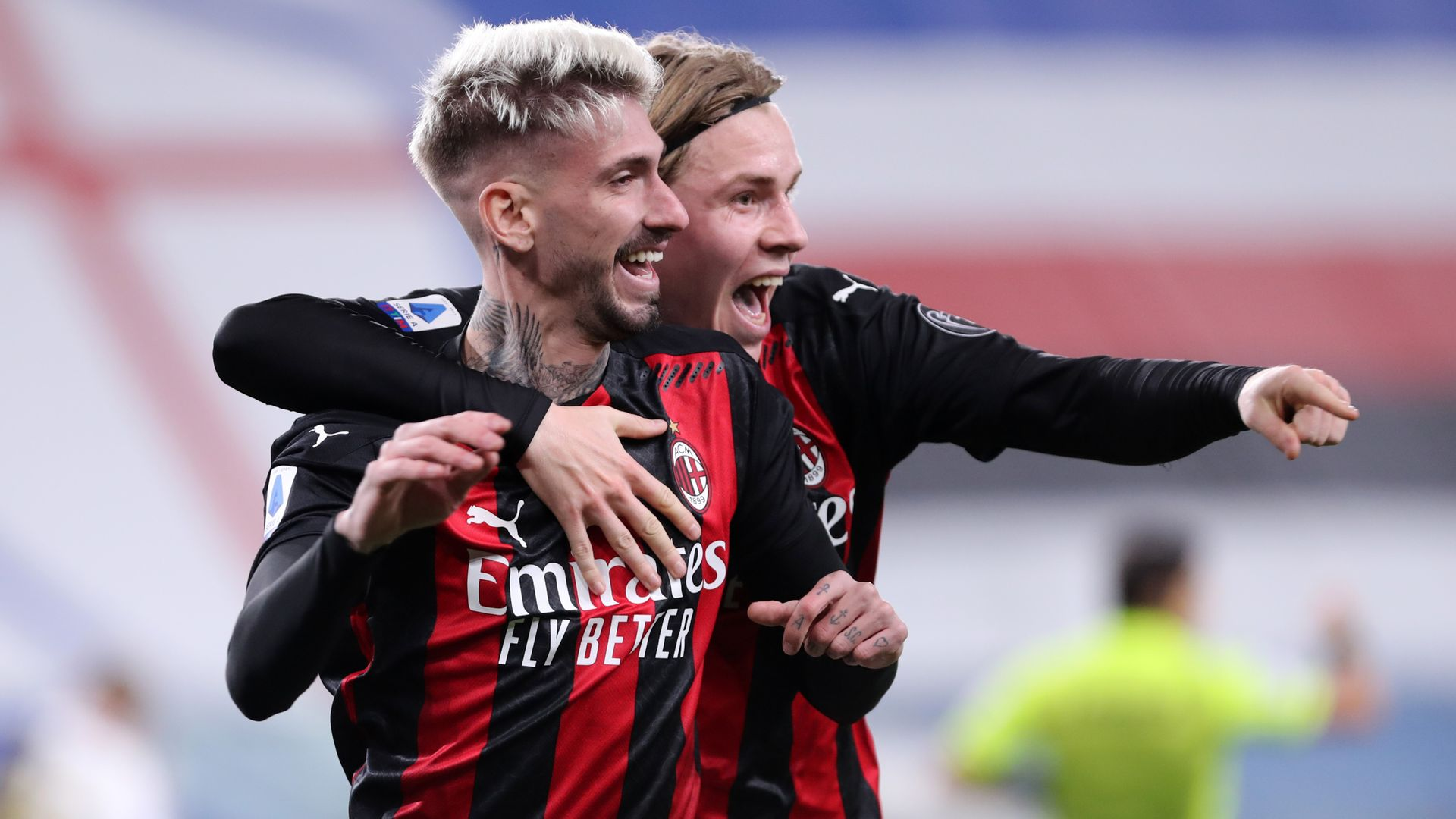 Euro round-up: Milan restore five-point lead at top