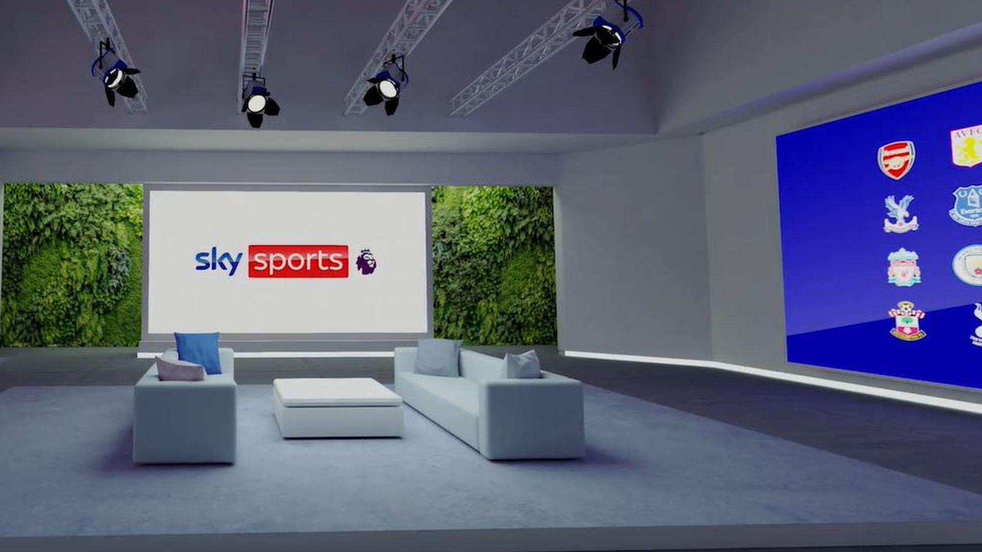 Sky to show Arsenal vs Tottenham in VR