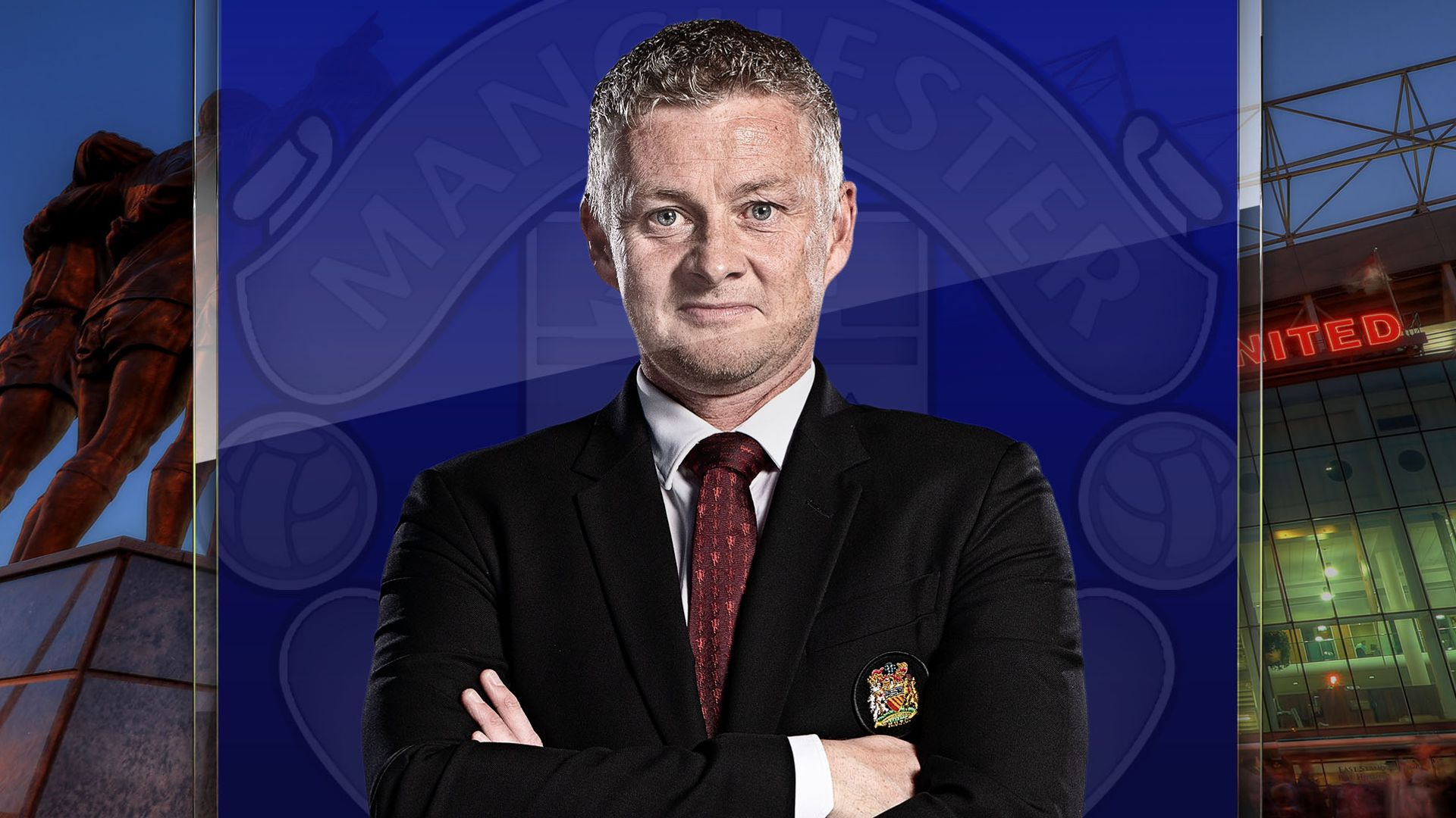 Solskjaer 'excited' by Man Utd evolution