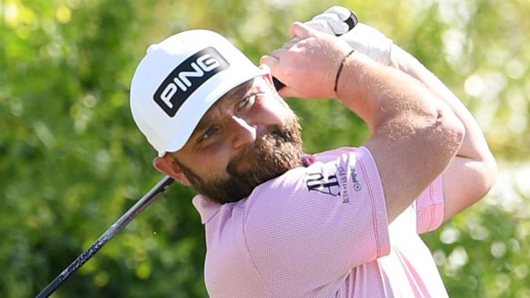 Andy Sullivan is a four-time winner on the European Tour